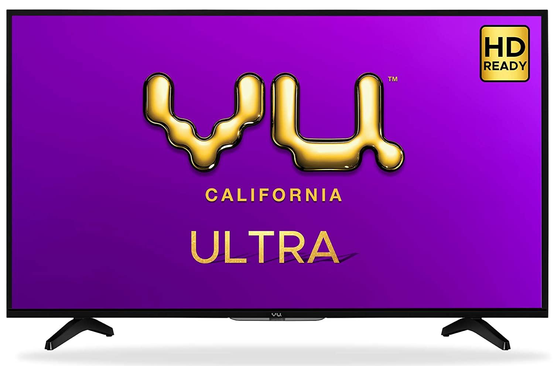 Vu 80 cm (32 inches) HD Ready UltraAndroid LED TV