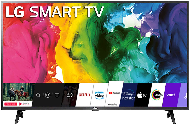 LG 108 cm (43 inches) Full HD LED Smart TV