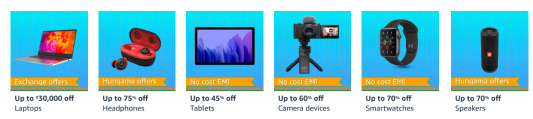Grab Lowest Price Ever On Electronics