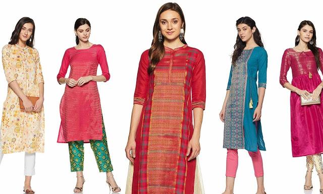 Top 20 Kurti Brands In India [Updated]