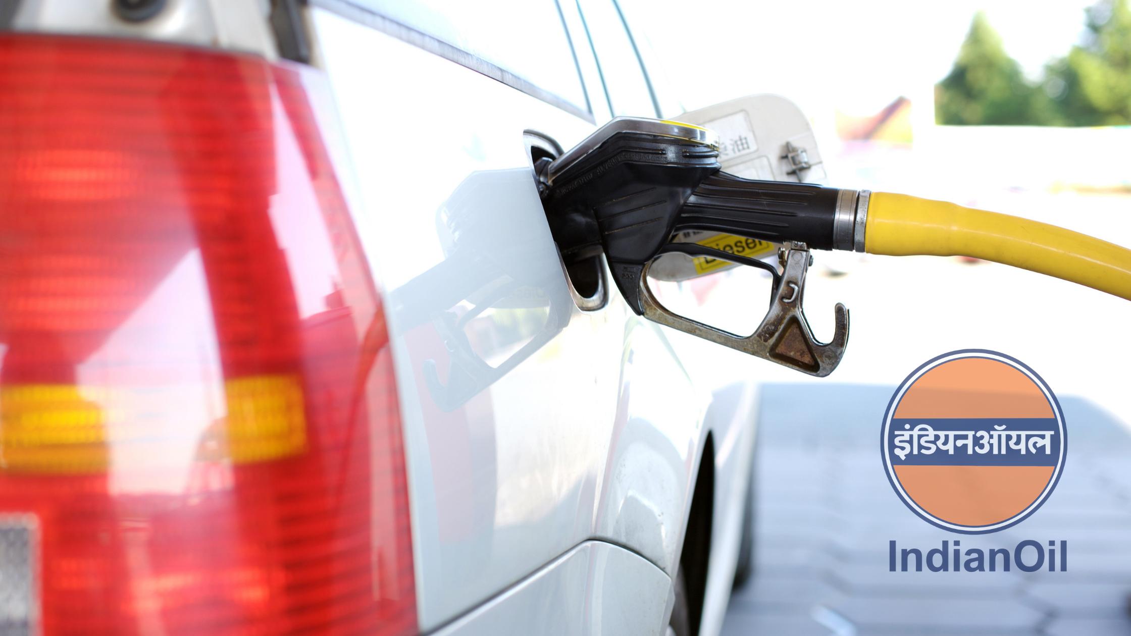 Indian Oil Cashback Offer