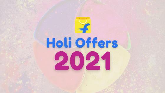 Holi Offers On Flipkart
