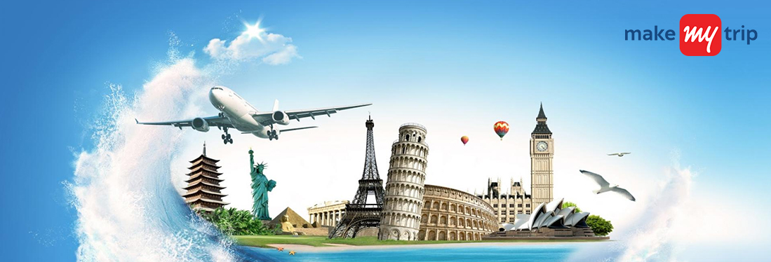 makemytrip discount on flights
