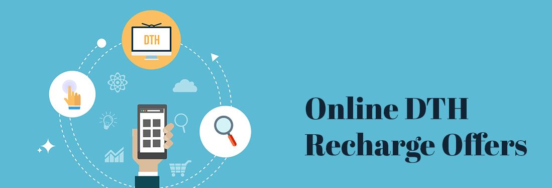online dth recharge Offers