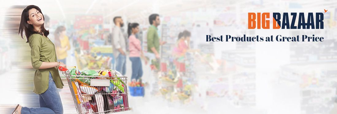 bigbazaar online offers