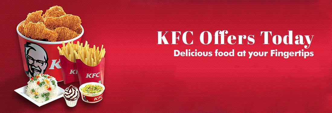 kfc online offers